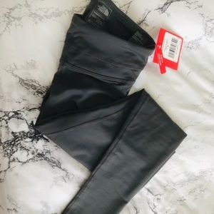 NWT north face grey XS leggings